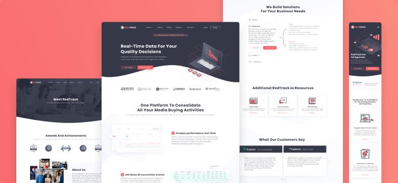 awesomic portfolio responsive design
