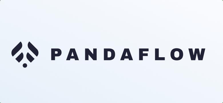 awesomic portfolio logo design pandaflow