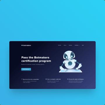 awesomic portfolio botmakers
