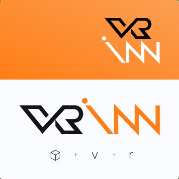 awesomic portfolio logo design vrinn