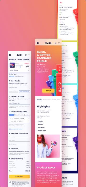 awesomic portfolio responsive website design