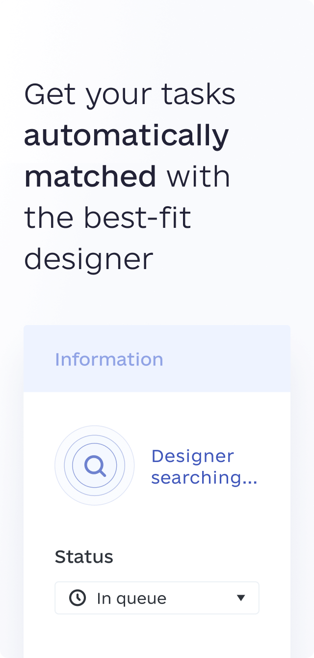 awesomic feature automatic match