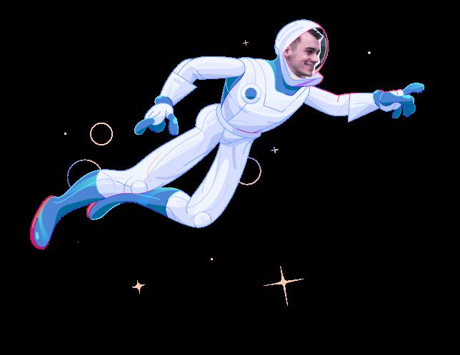 Awesomic astronaut founder Roman
