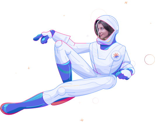 Awesomic astronaut founder Stacy
