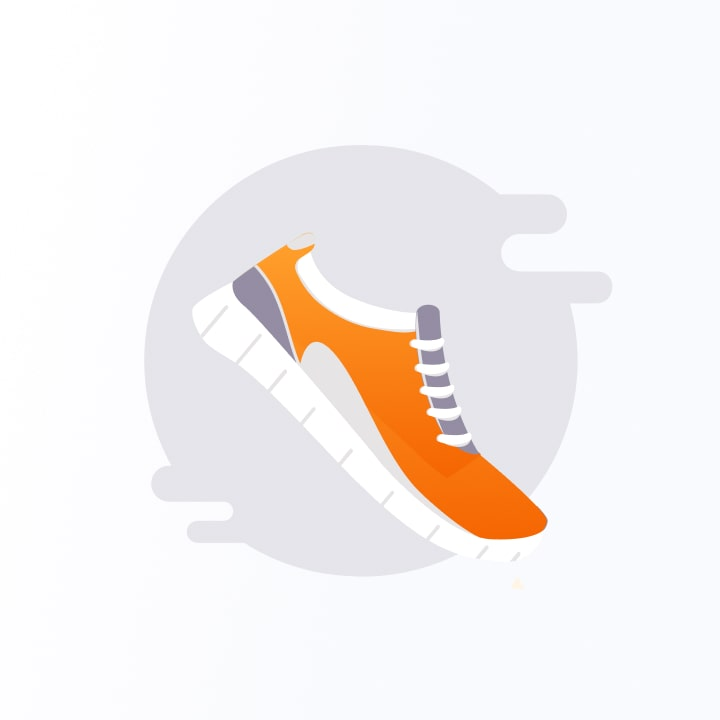 Entirebody icons - sneakers