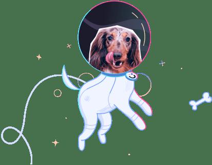 awesomic cosmodog