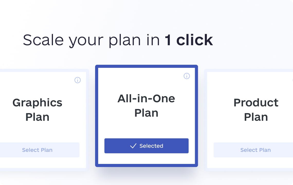 pricing plans awesomic