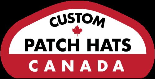 Custom Patch Hats Canada Logo