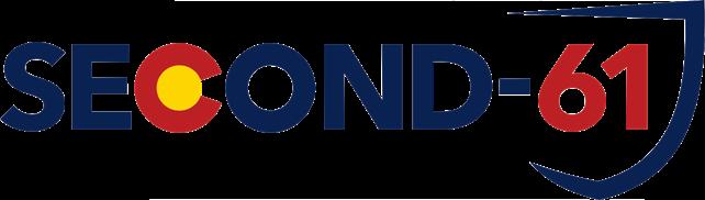Second-61 logo