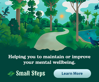 Small Steps Ad
