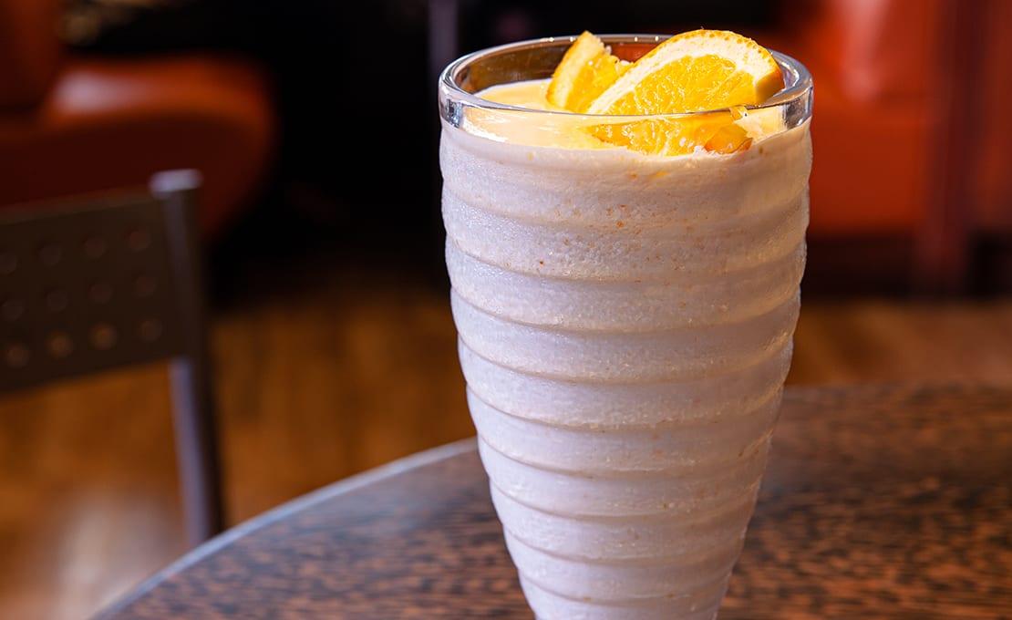Orange Margarita Milkshake