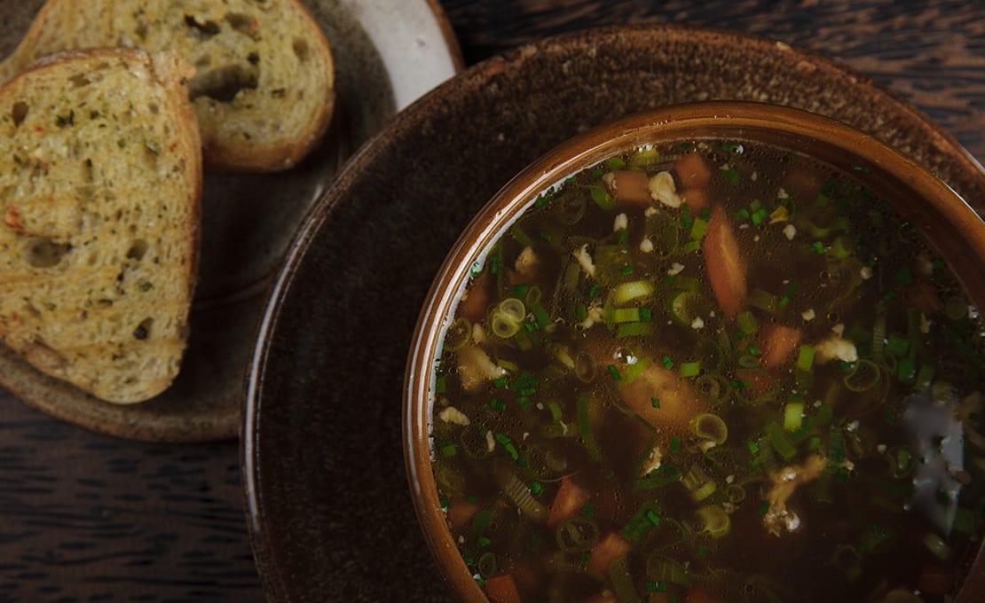 Mbuzi Hot Pepper Soup