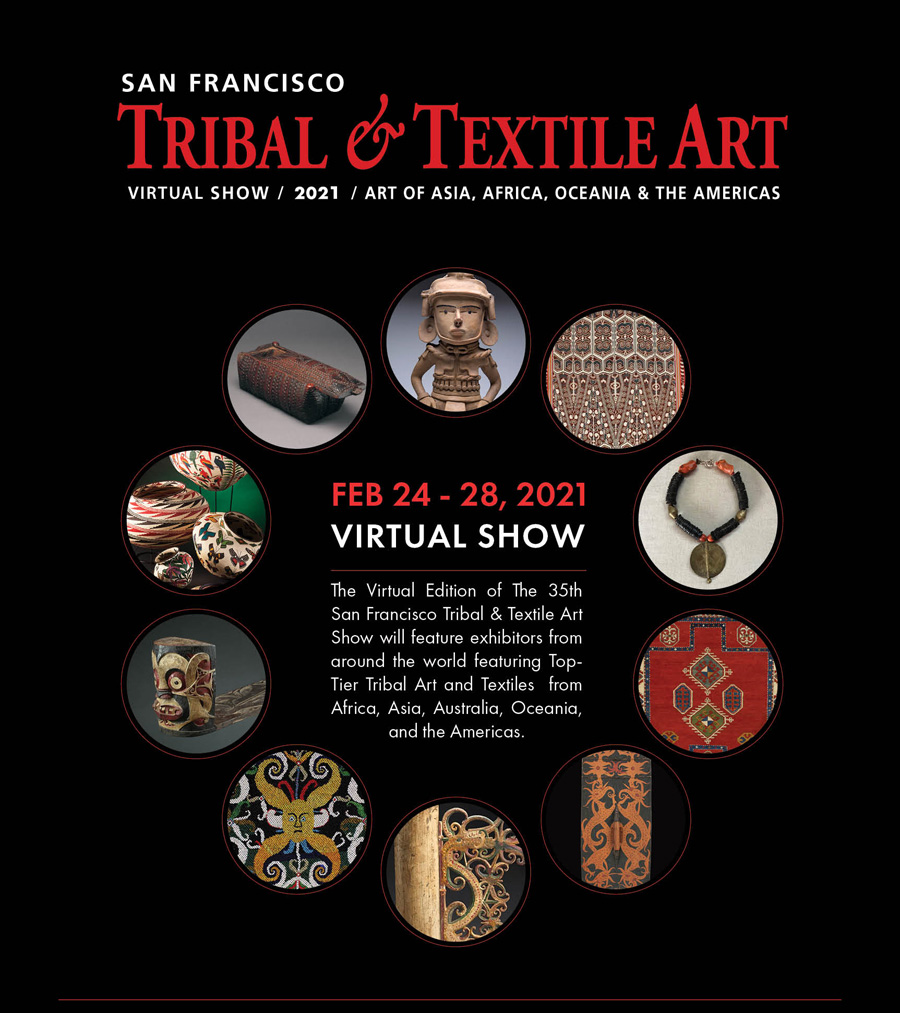 SAN FRANCISCO TRIBAL AND TEXTILE ART FAIR