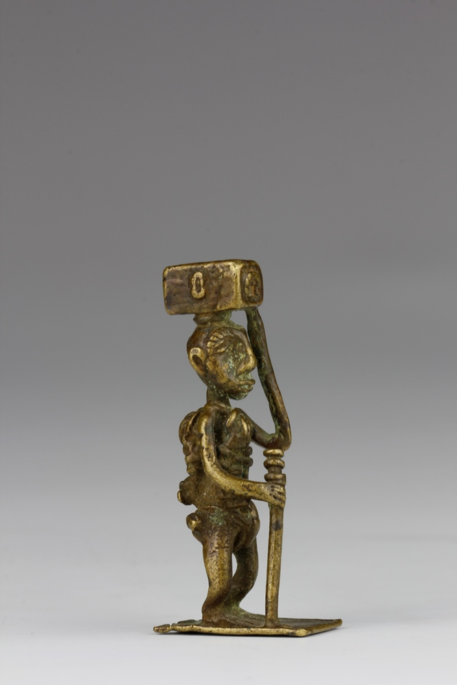 Figurative Gold Weight