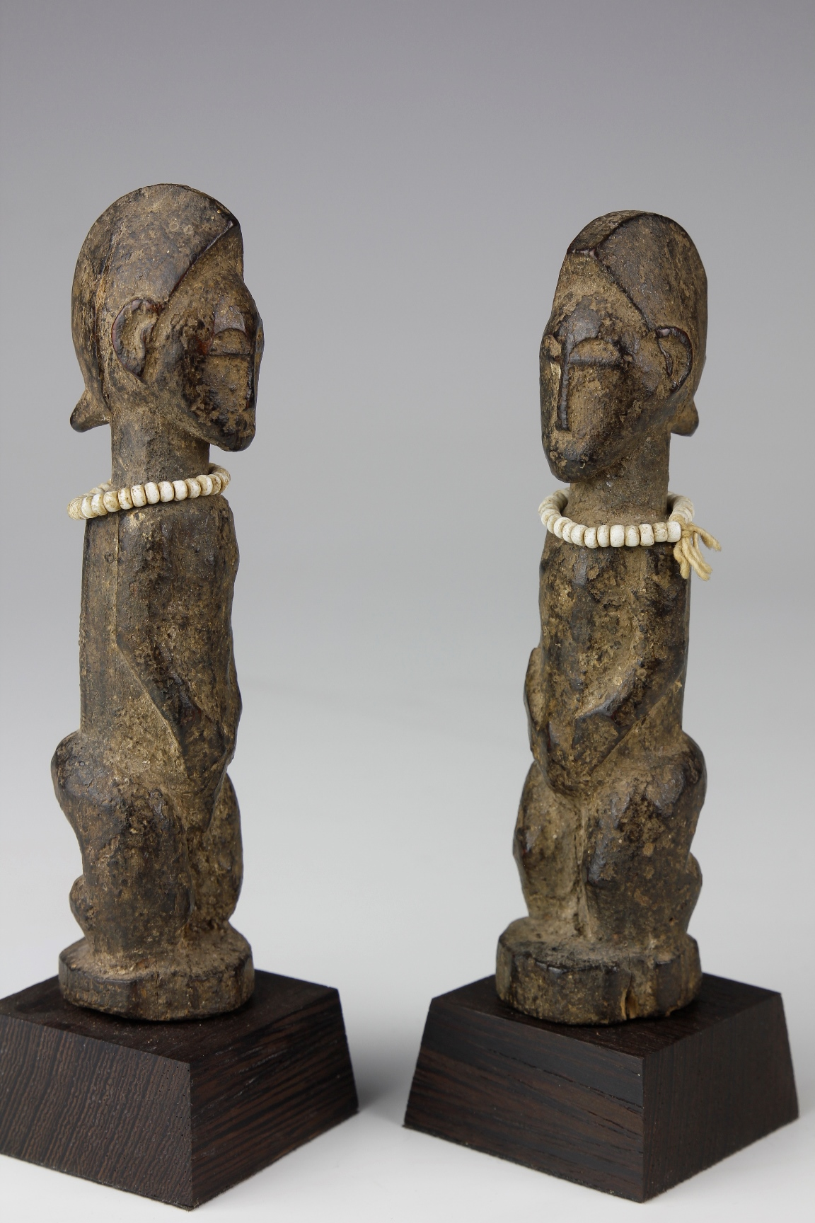 Pair of Small Figures - SOLD
