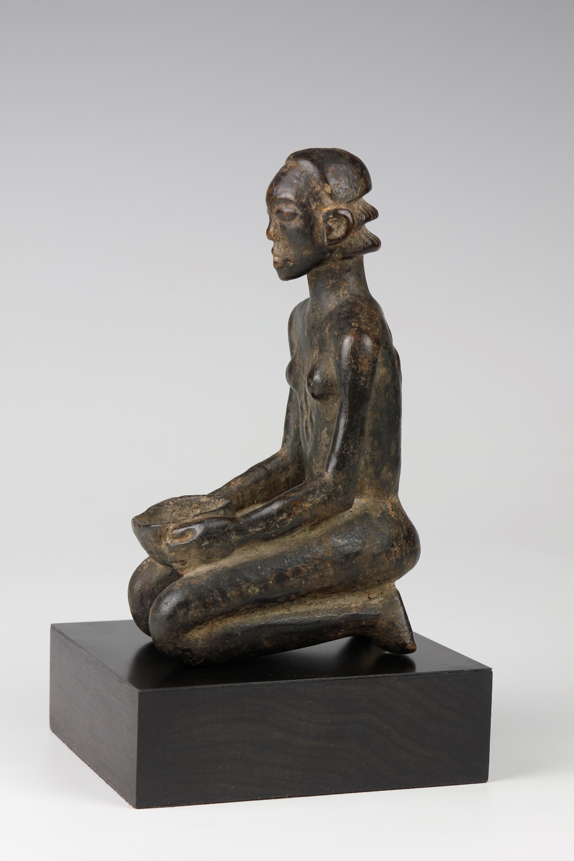 Luba Seated Figure