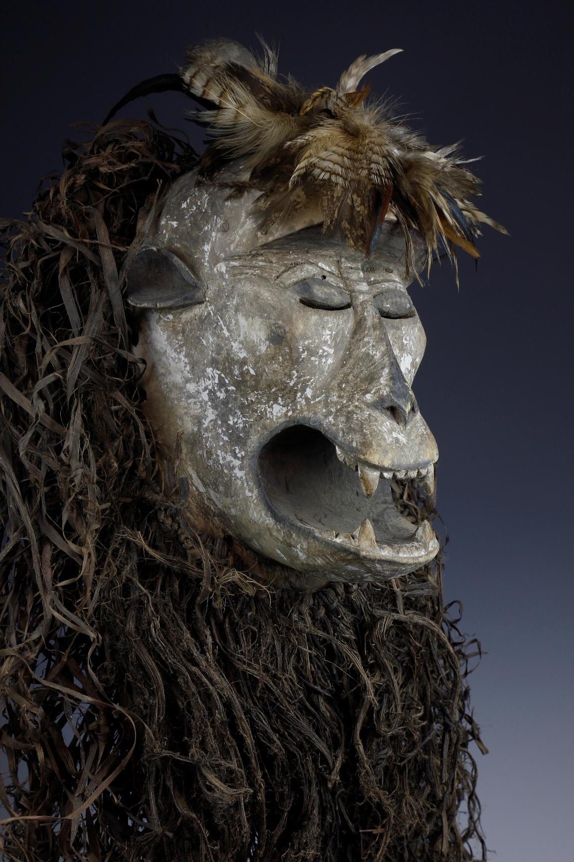 Luba Animal Mask