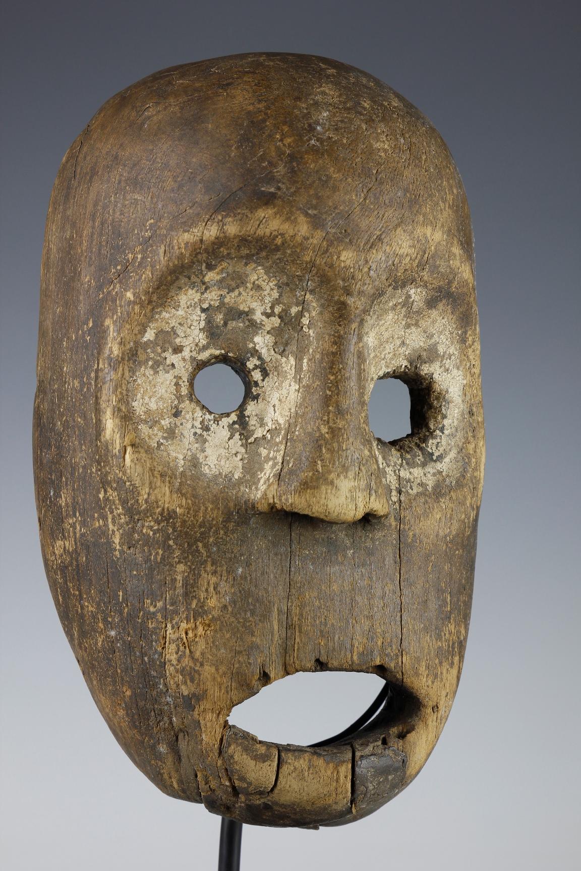 Nbaka Mask