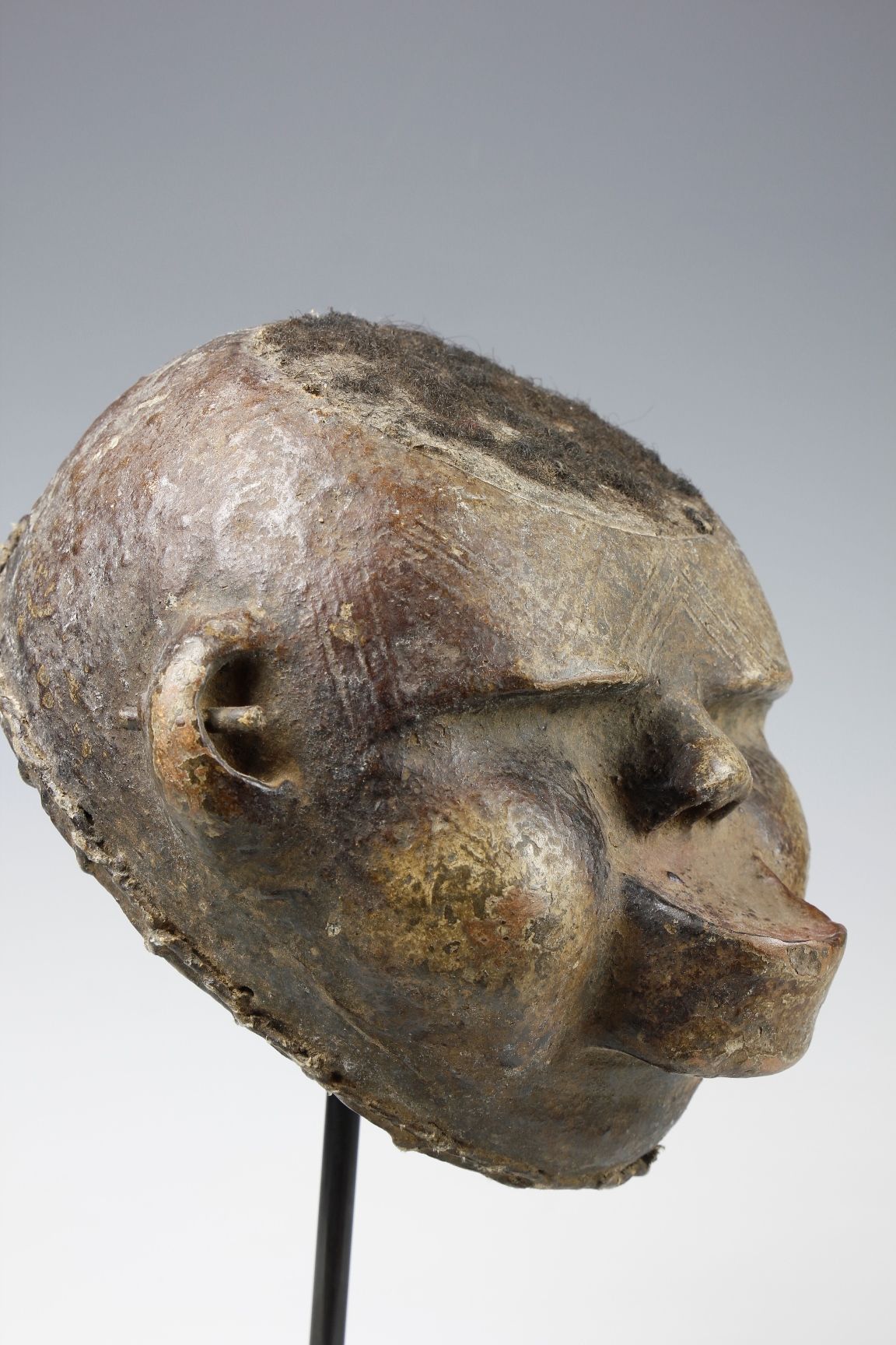 Makonde Terracotta Mask