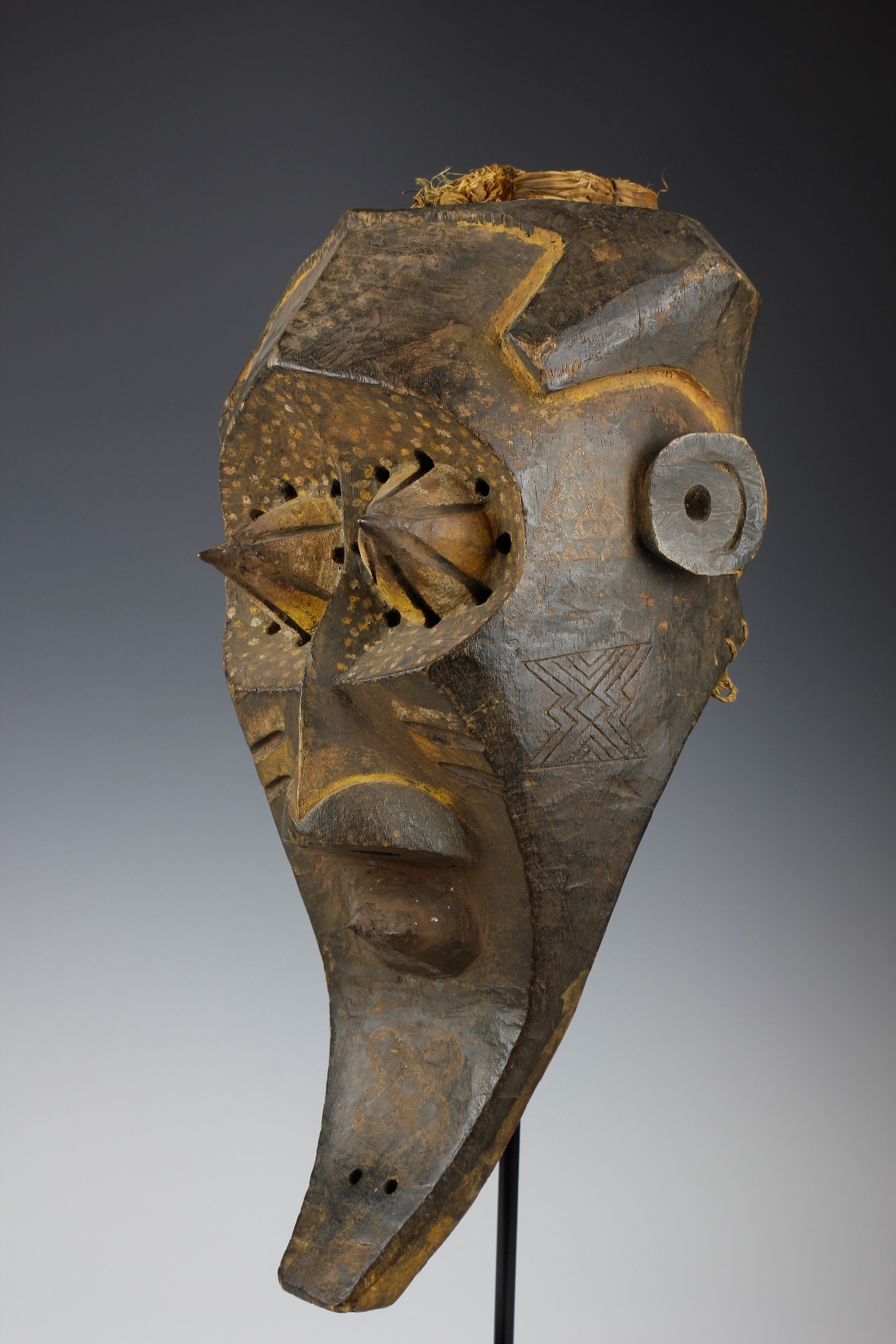 Kete Mask