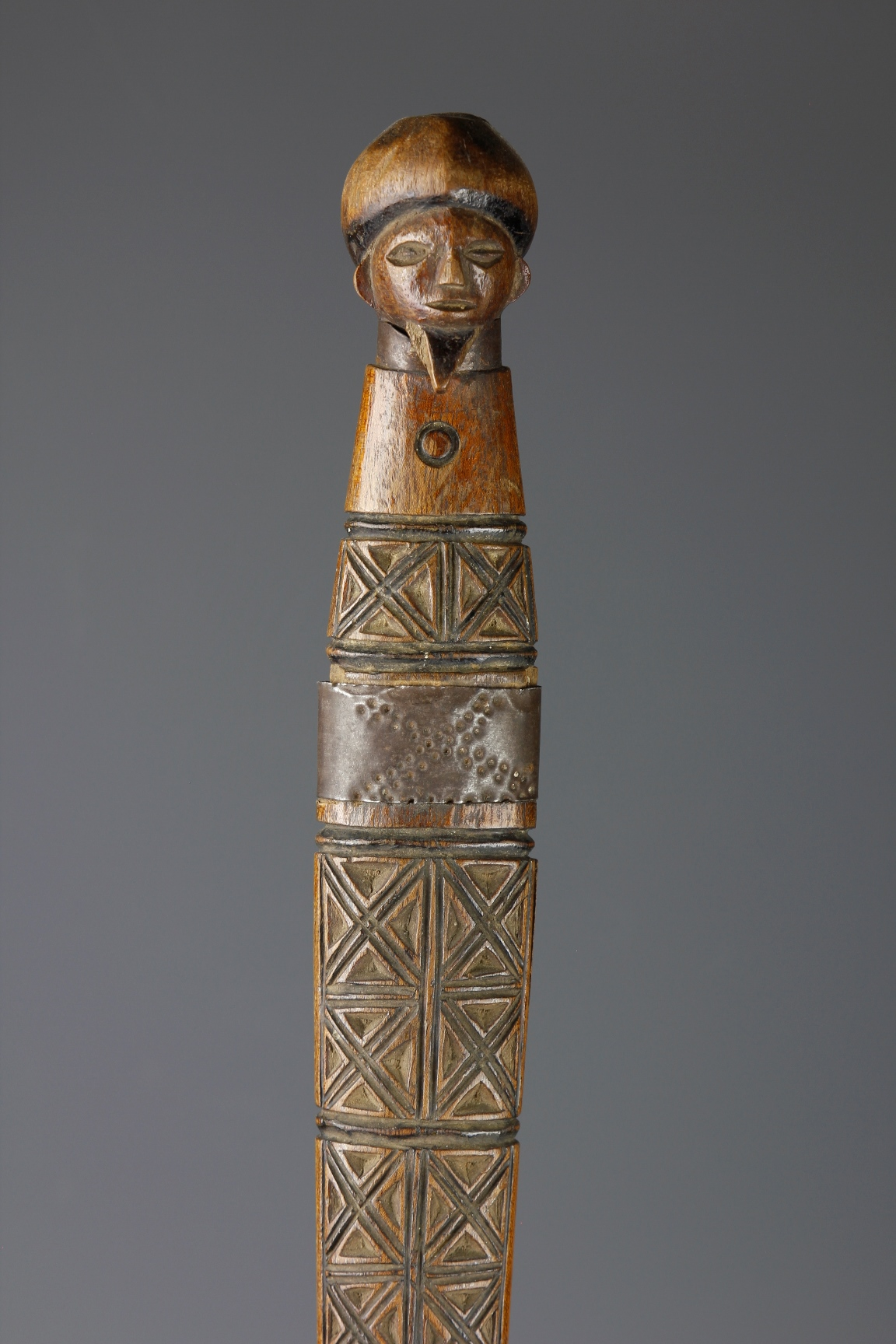 Chokwe Staff/Knife
