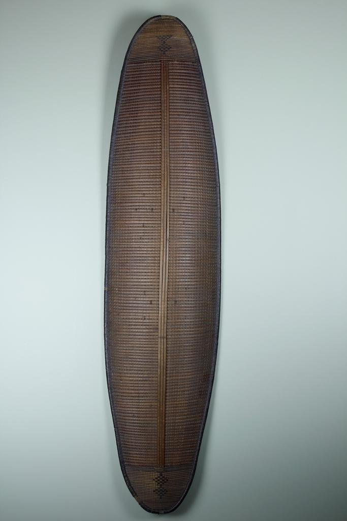 Ngombe/Mongo Wicker Shield