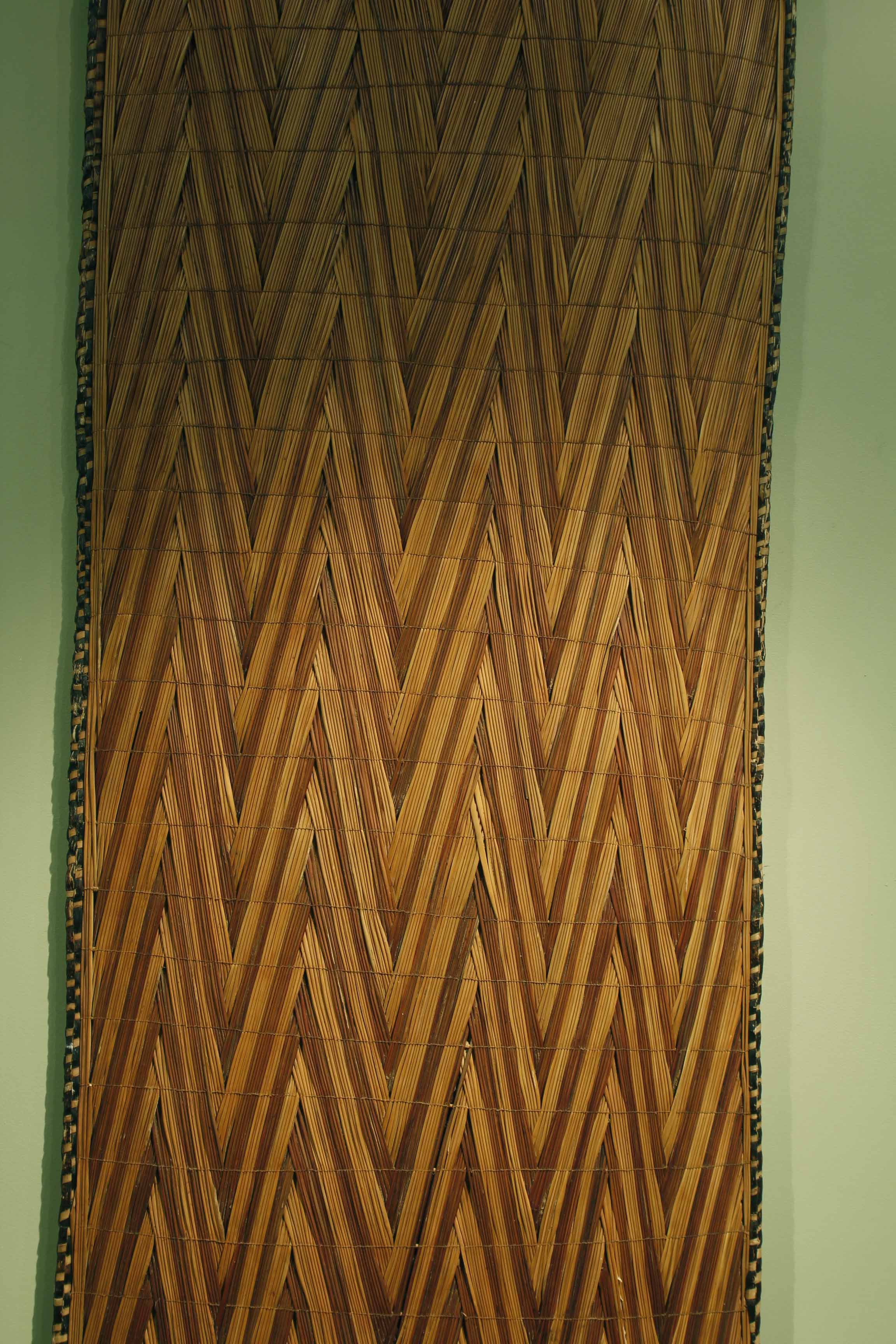 Tall Woven Screen