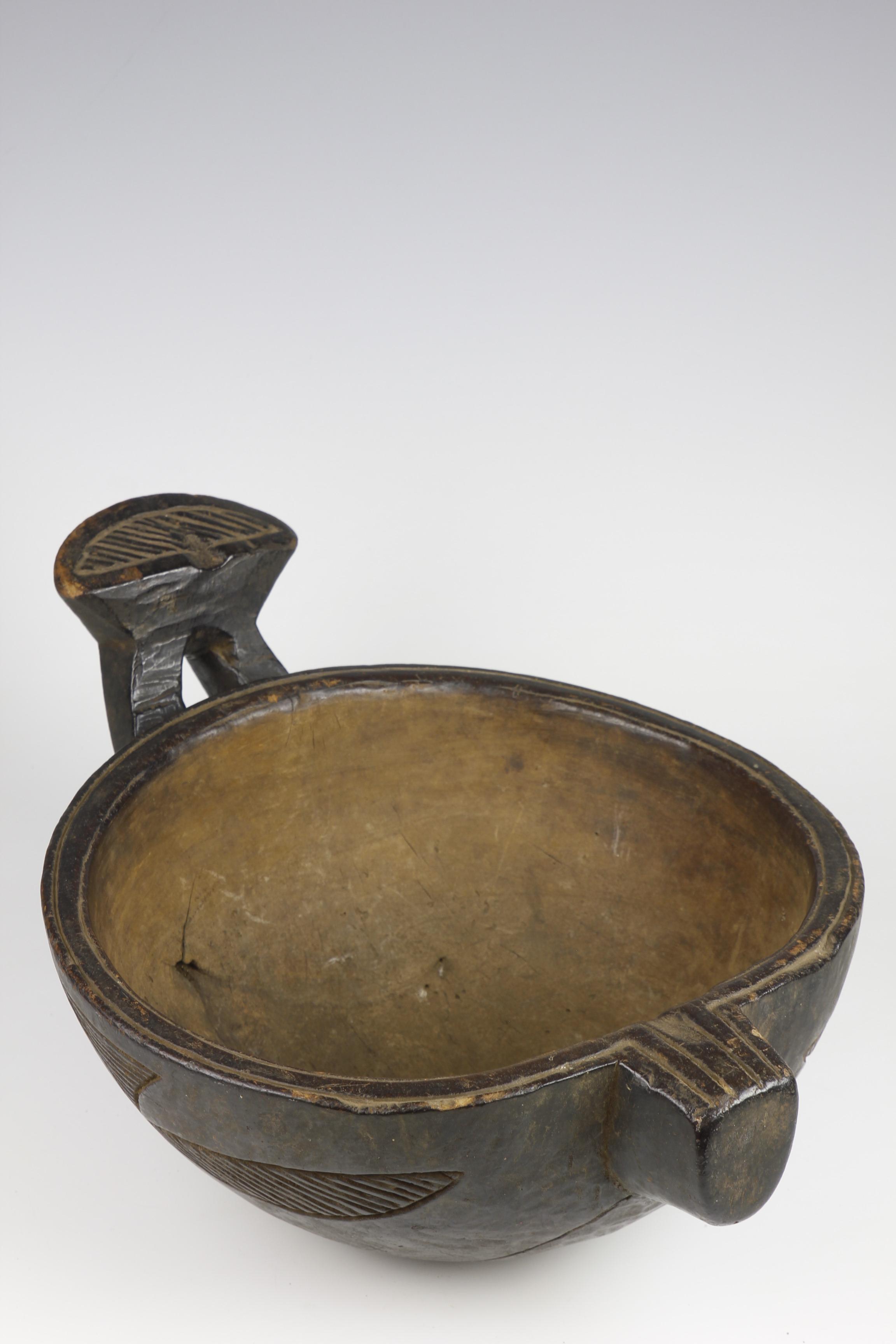 Fine Wooden Bowl