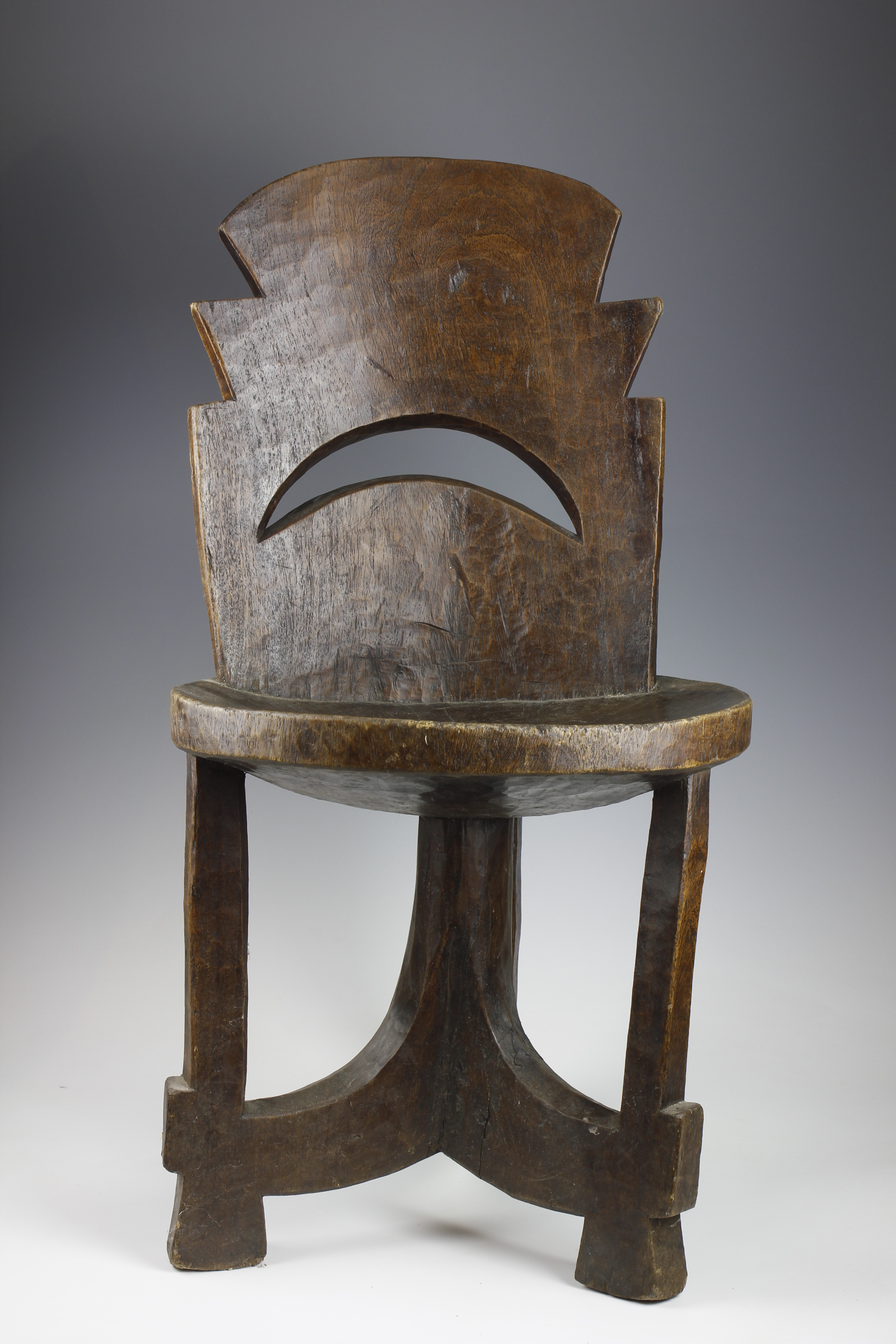 High-Backed Chair - ON HOLD