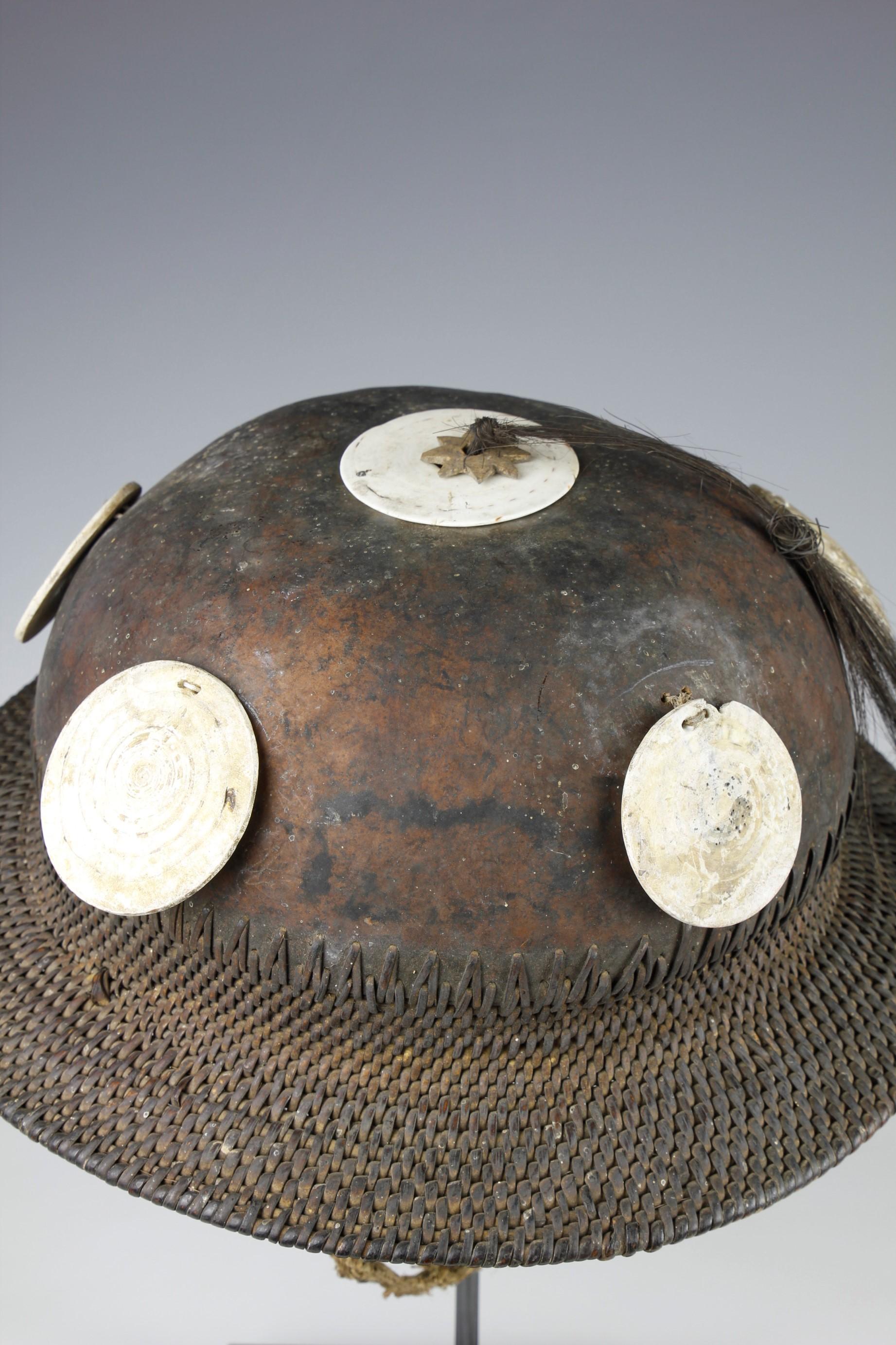 Ceremonial War Helmet