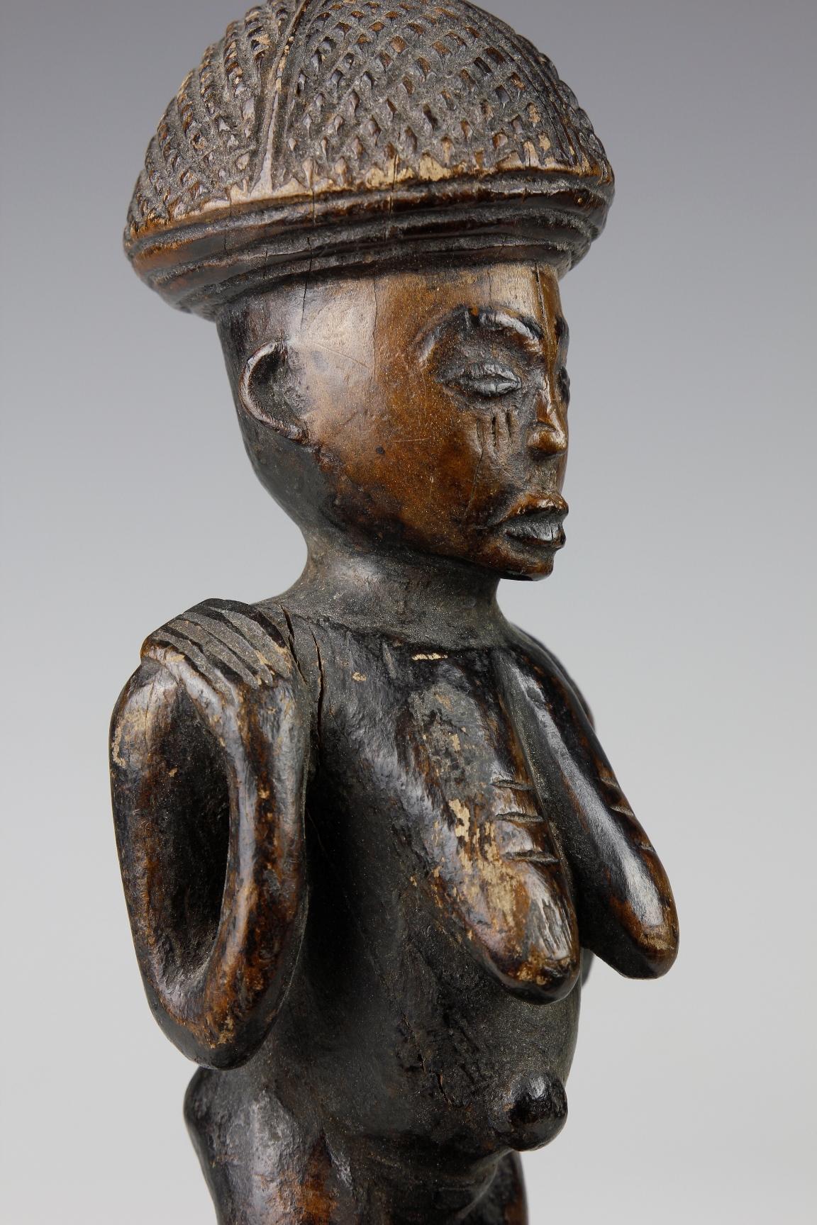 Fine Female Figure