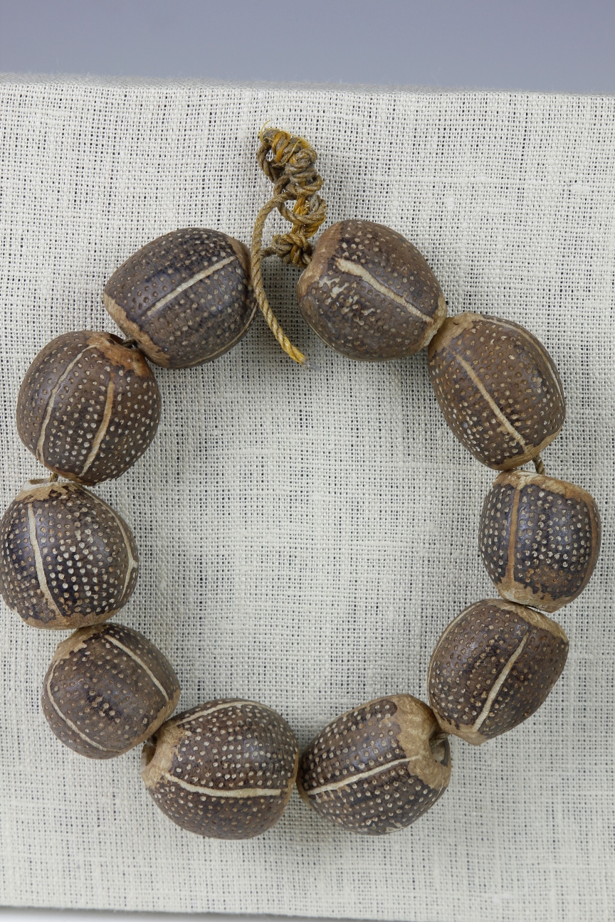 Seed Pod Necklace