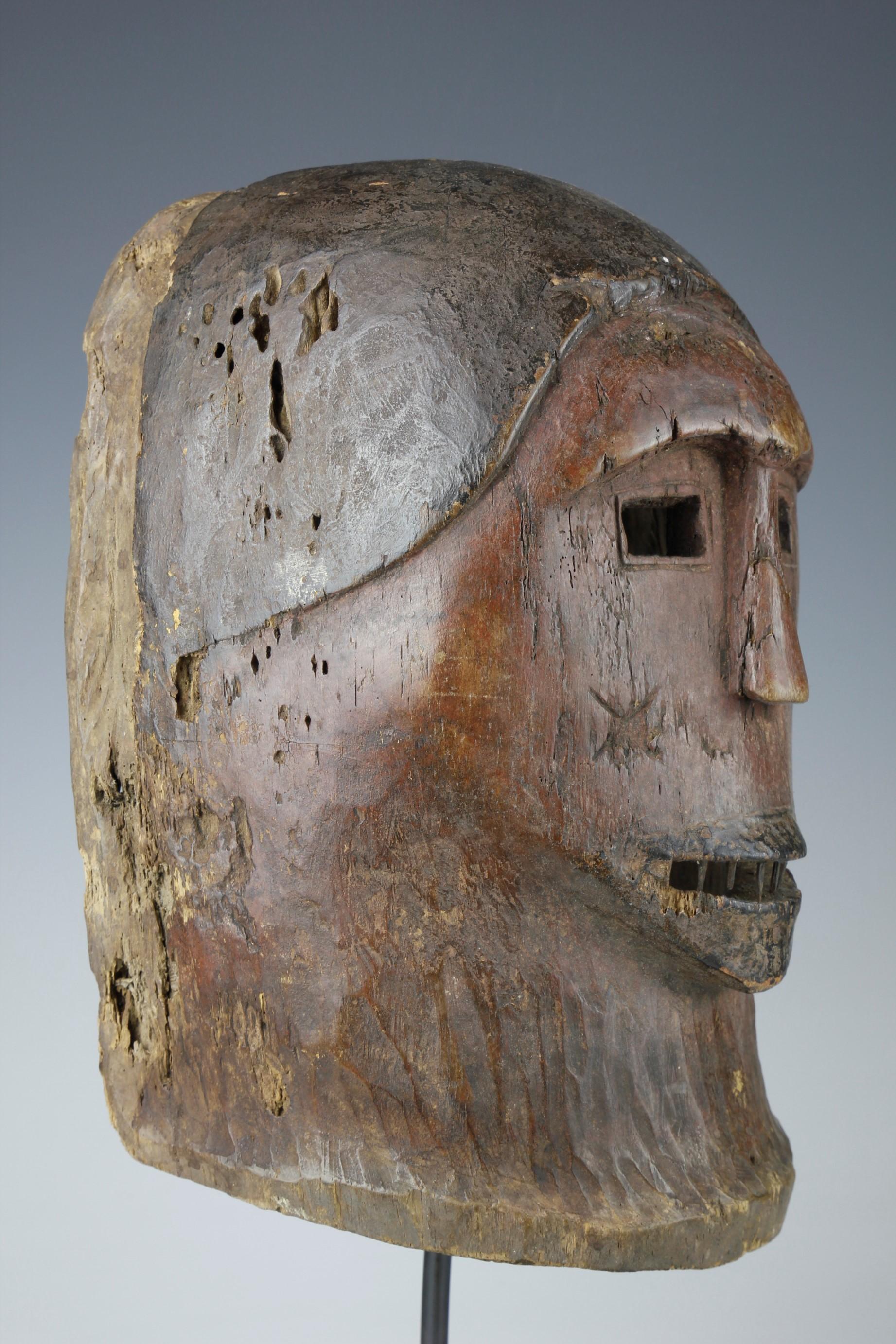 Nyamwezi Mask