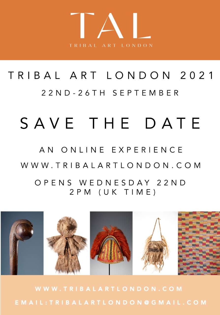 TRIBAL ART LONDON 2021