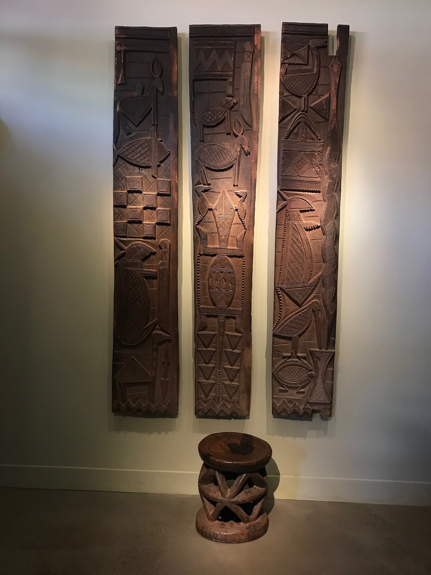Set of Fine Wooden Panels/Doors