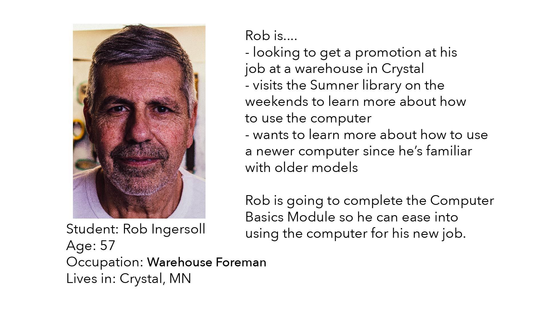 Rob Persona