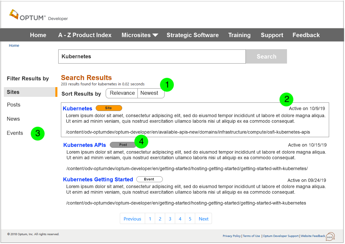 Optum Search