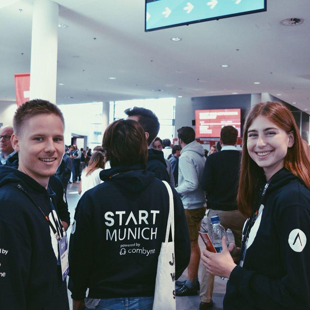 START Munich members looking back