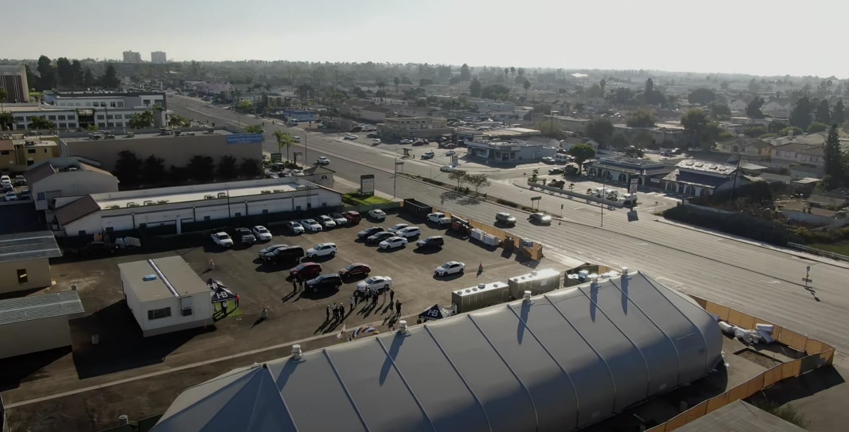 A Brief Look Inside the Huntington Beach Navigation Center
