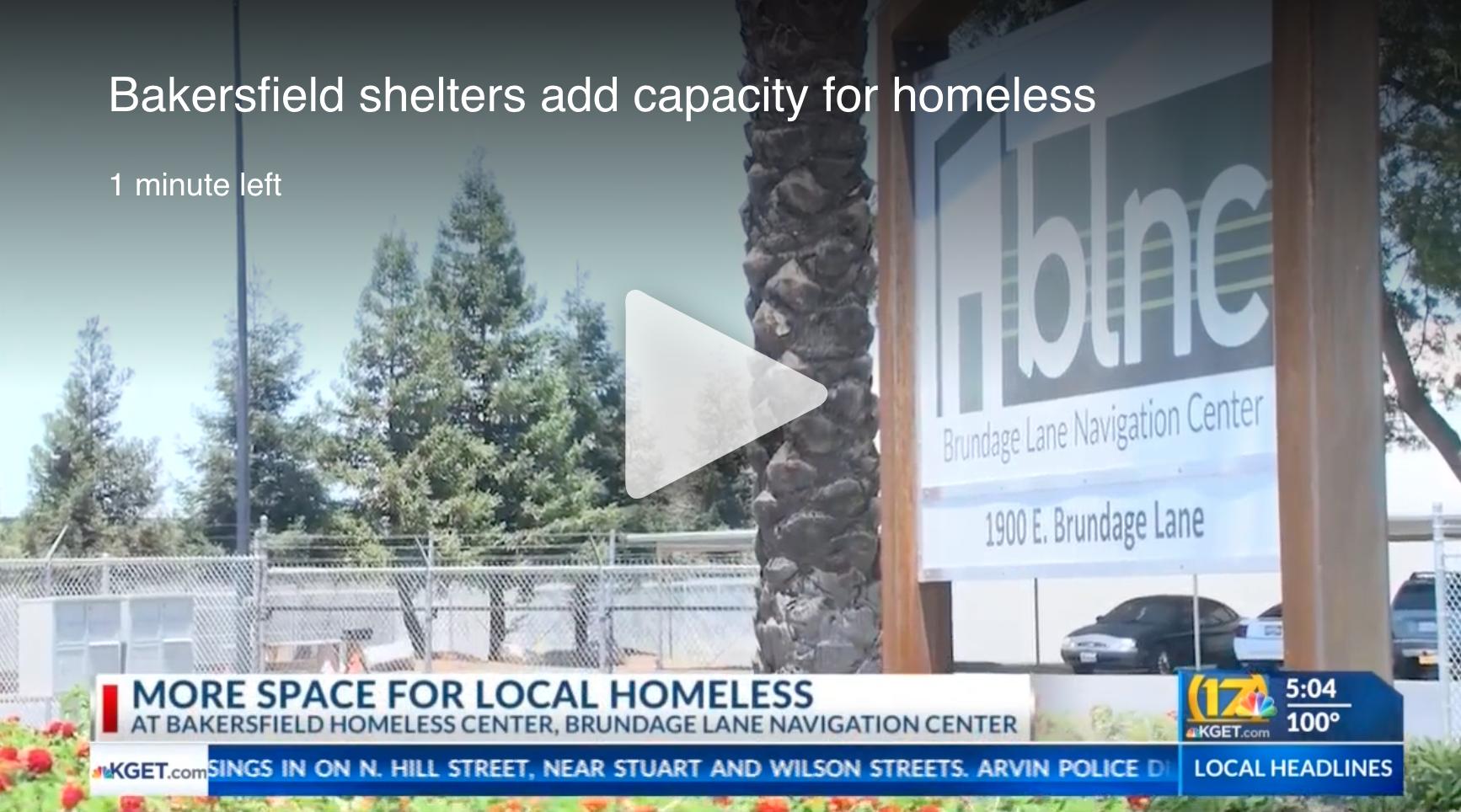 Brundage Lane Navigation Center adds more space for local homeless population