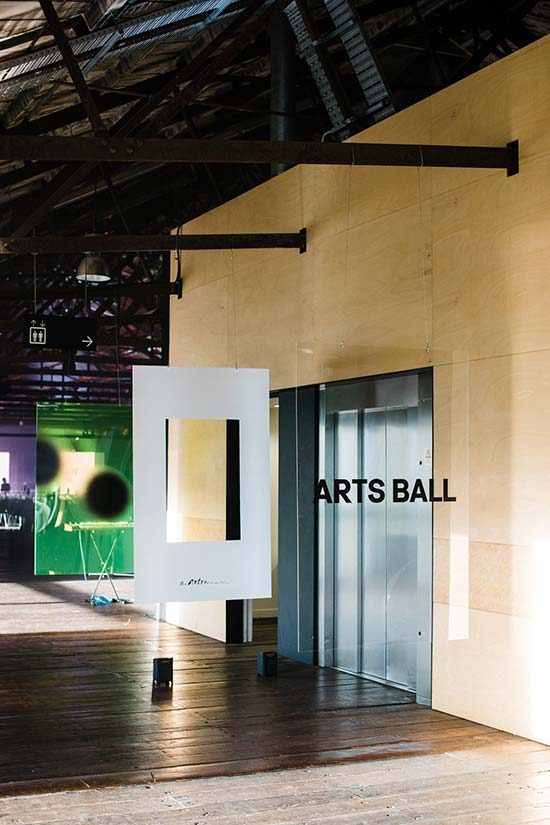 New Zealand Arts Ball