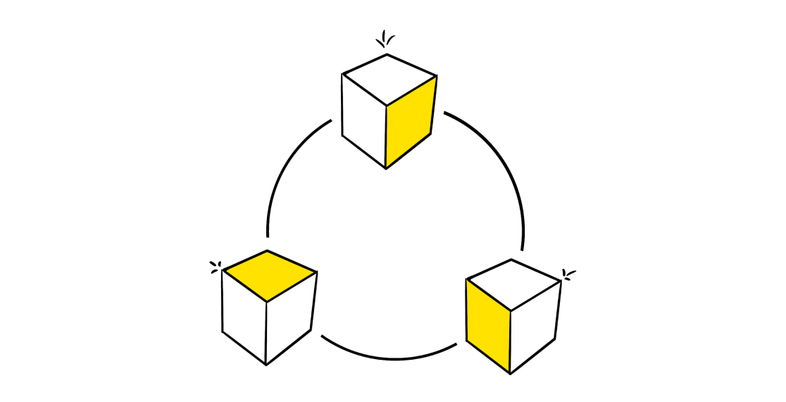 Iteration of a box