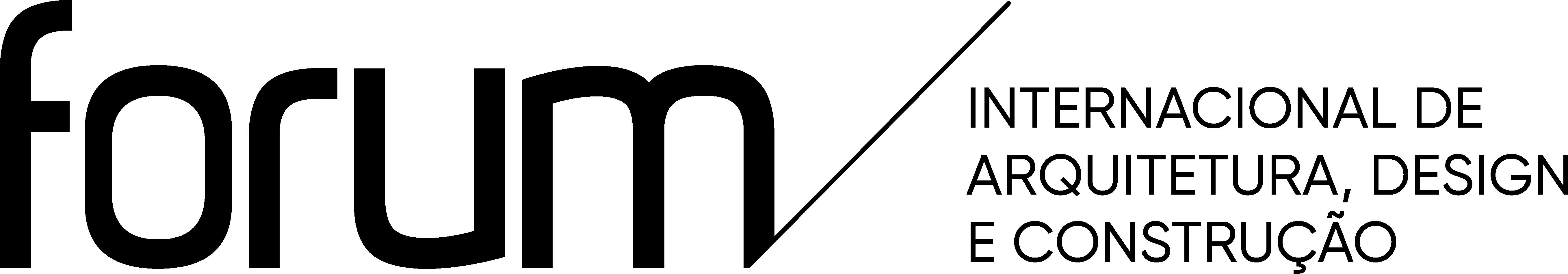 Logotipo Foro Internacional de Arquitectura, Diseño y Construcción
