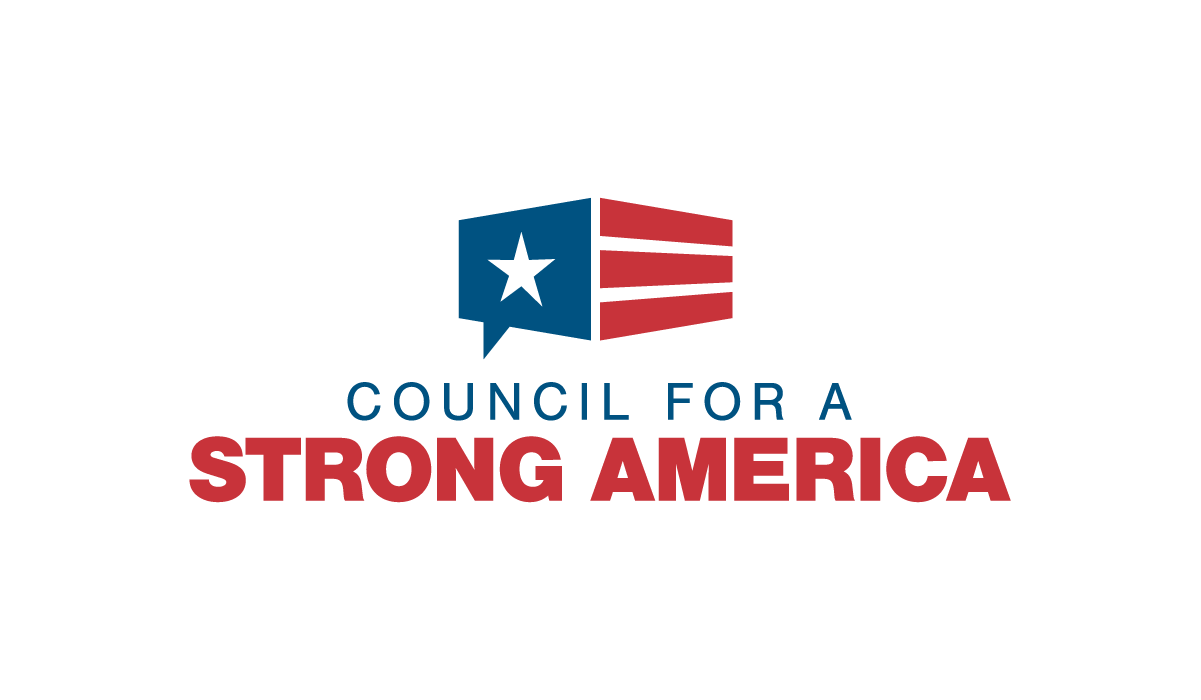 Council for a Strong America logo