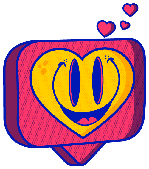 Big Bad Booth Heart Icon