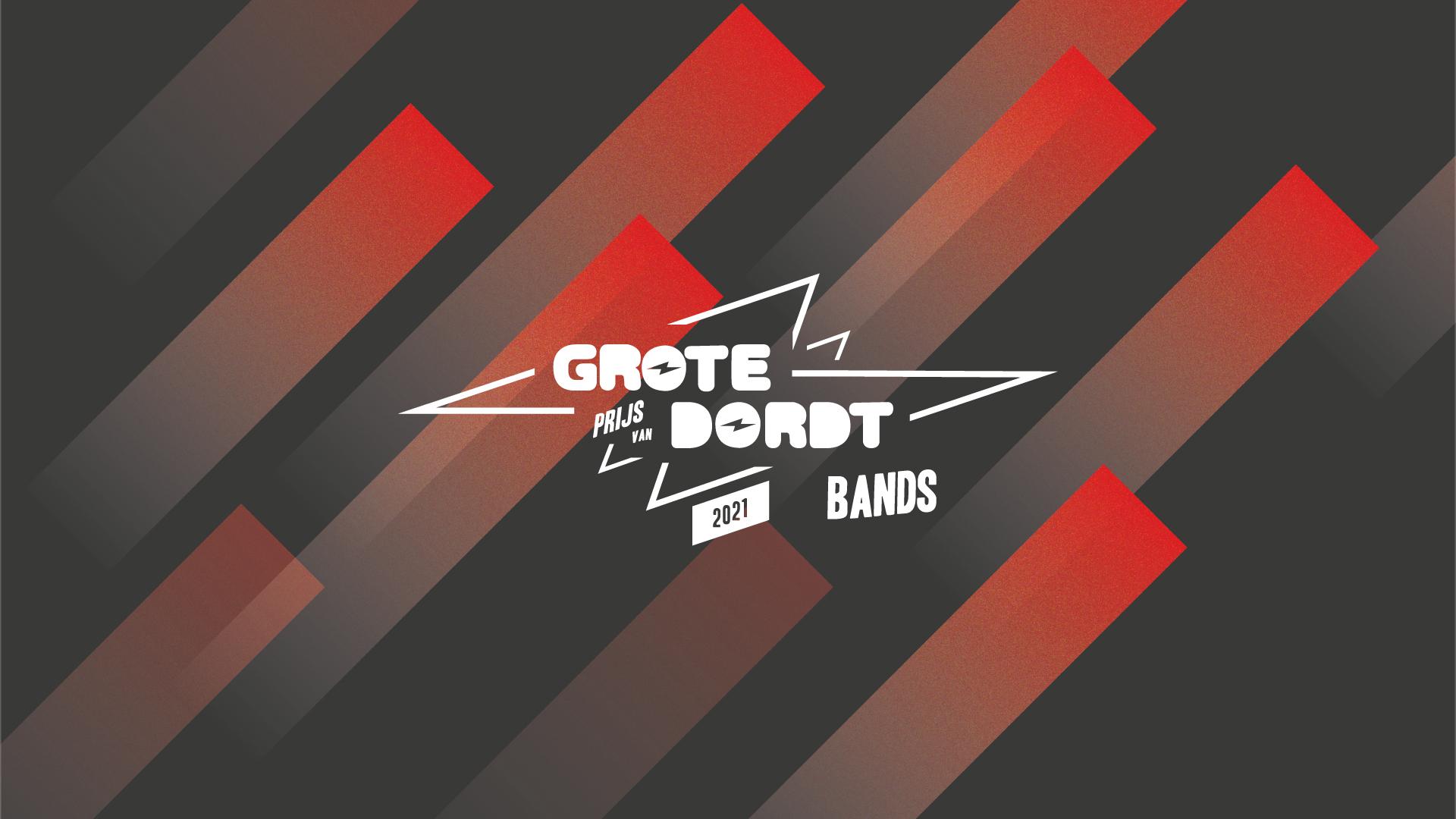 Schrijf je nu in voor de Grote Prijs van Dordt Bands!