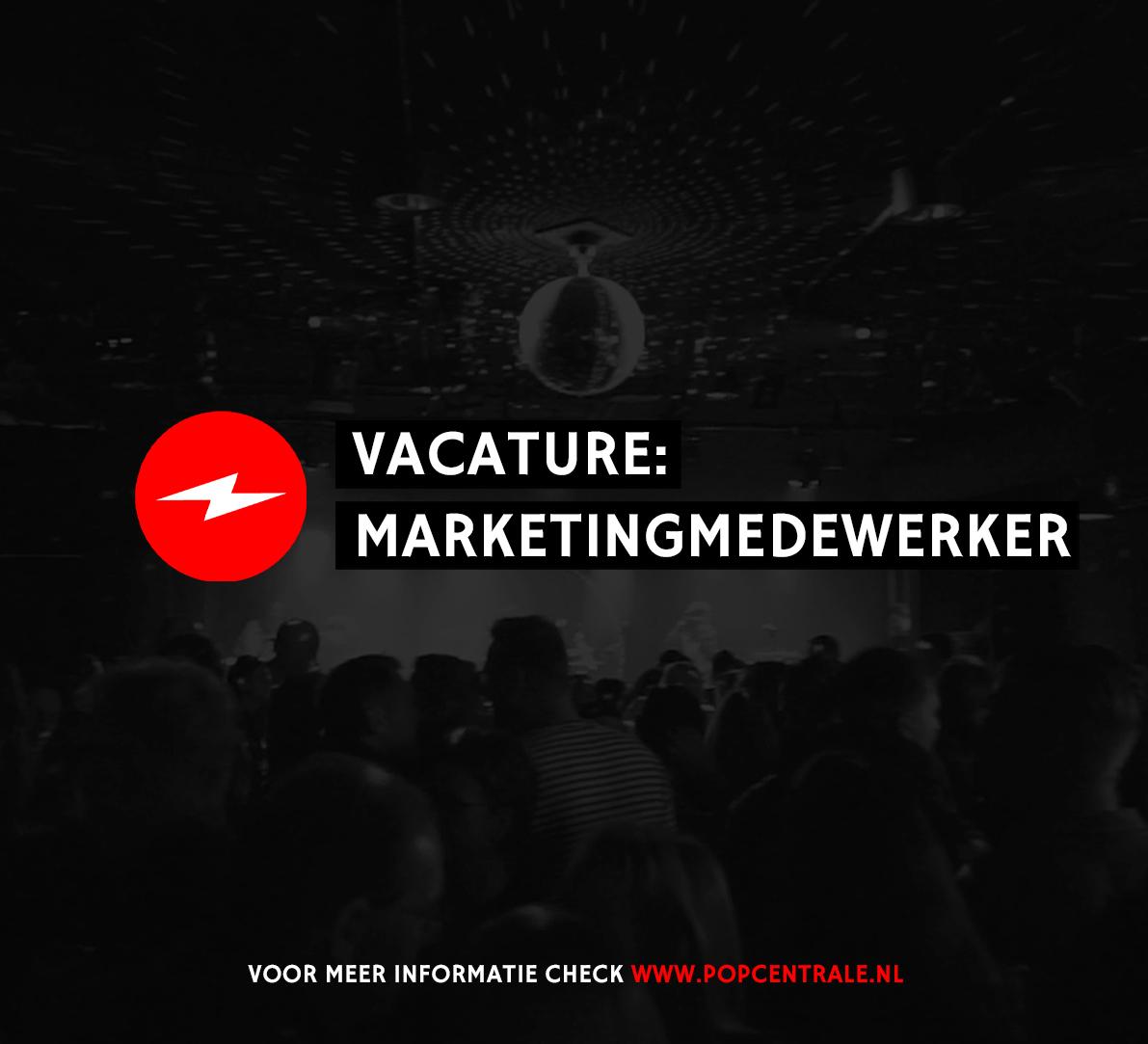 Vacature: Marketingmedewerker