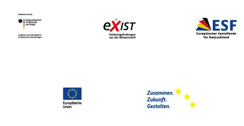 EXIST Gründerstipendium Logos