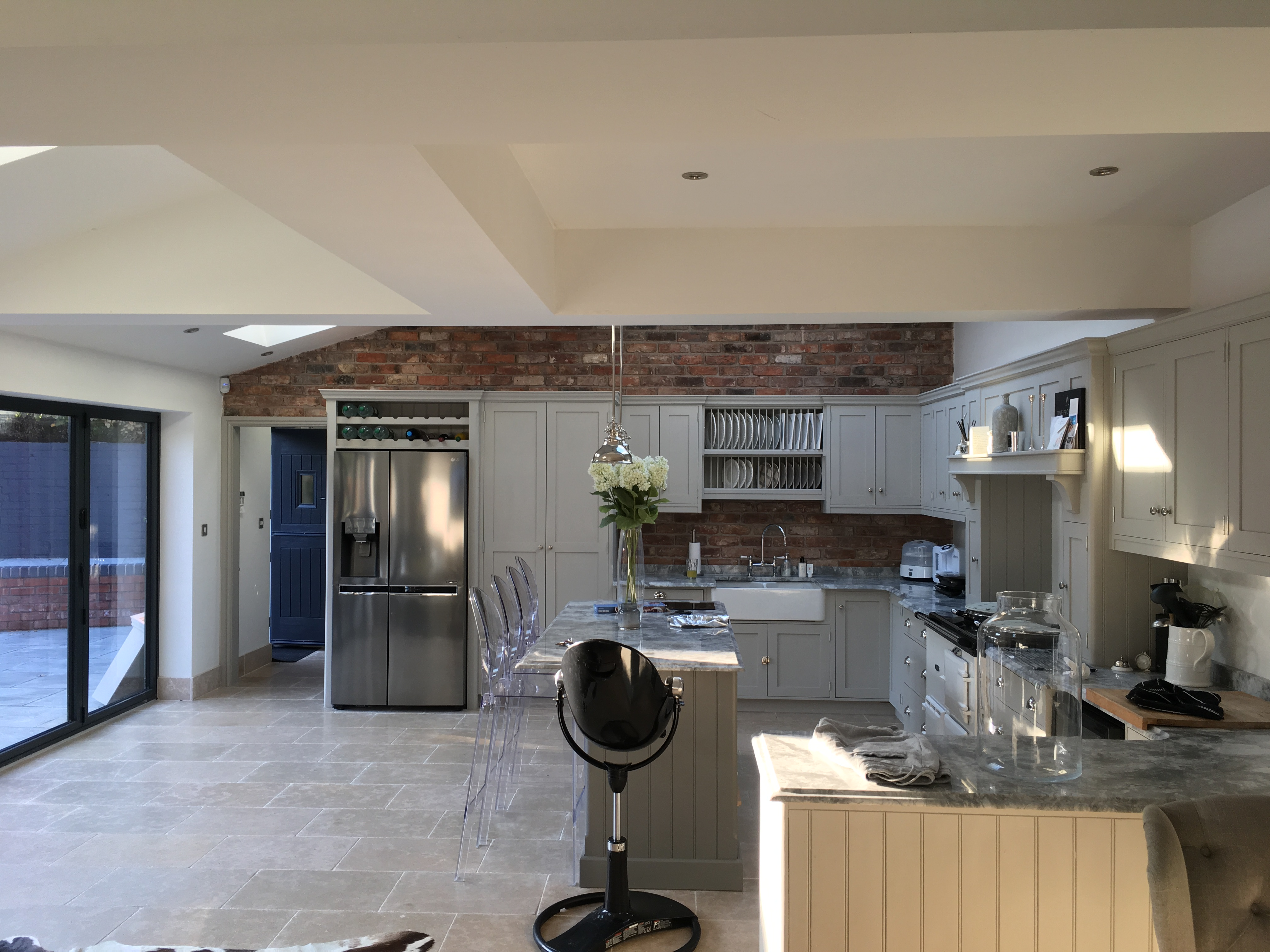 Kitchen by Dan Nickson Joinery