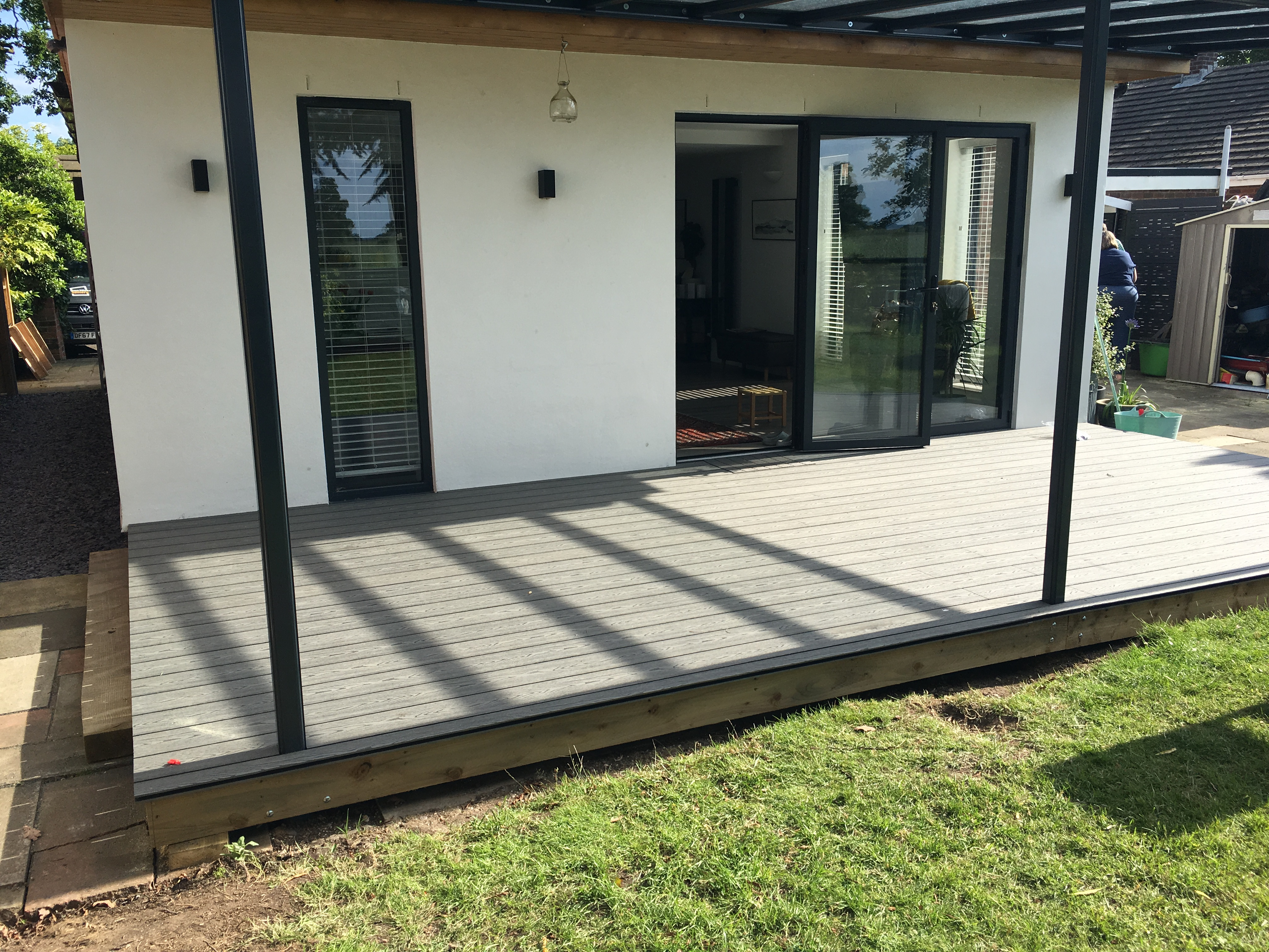 Decking by Dan Nickson Joinery